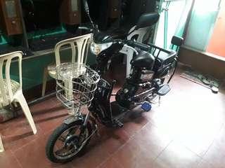 Tailg GB2 ebike black