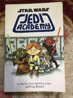 Star Wars Jedi Academy by Jeffrey Brown