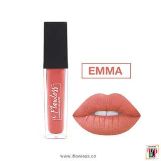 I flawless lip matte