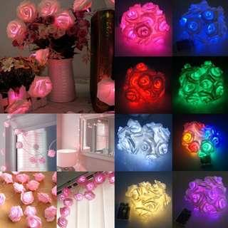 lampu led dekorasi ruangan