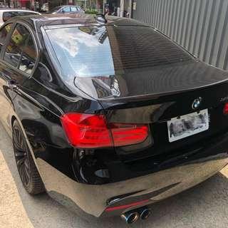 2012年BMW328I