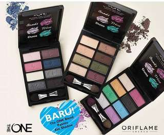 The ONE Blend Eye Shadow Palette