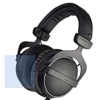 Beyerdynamic DT 770 Pro 80 Headphones - Black ( Limited Edition )
