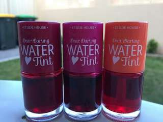 Etude house dear darling water lip tint