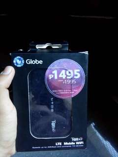 Globe LTE Mobile Wifi