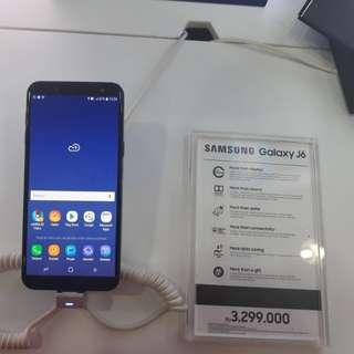 Samsung Galaxy J6 Kredit Cepat
