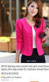 Jacket Saiz M