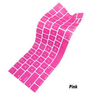 """🚚 13"""" MacBook Pro without touchbar & 12"""" MacBook Pro pink silicone keyboard protector"""