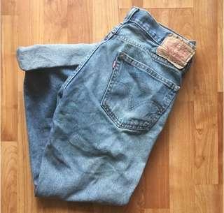 Levi's Vintage Mom Jeans