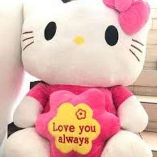 Hello Kitty Stuffed Toy