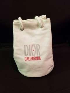 Dior 帆布索繩袋仔