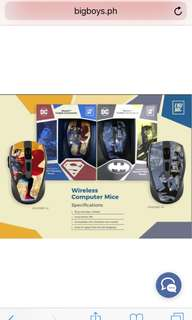 Bluetooth Mouse Batman