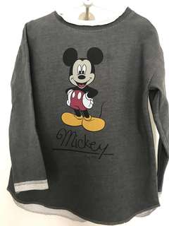 Zara Mickey Jumper (5yrs)