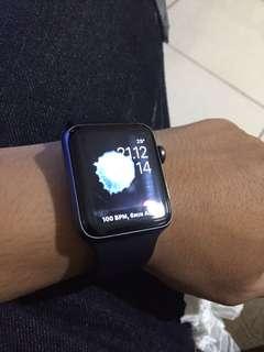 Apple watch Gen 2 black