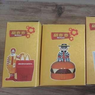 McDonalds 麥當勞經典人物 甜蜜蜜糖果機1998 Candy Box
