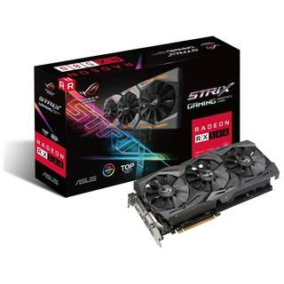 ASUS ROG Strix Radeon RX 580 TOP edition 8GB GDDR5