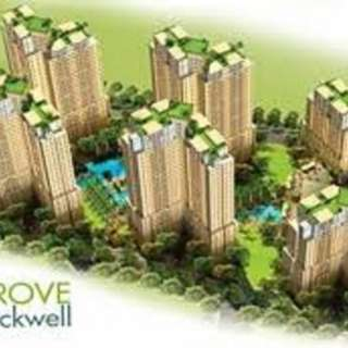 The Grove by Rockwell, Studio-type Condo for Sale, CSD00873