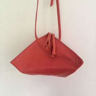 Mini Istanbul Bag in Peach by Cottonink