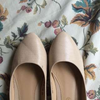 Nude Doll Shoes 💕