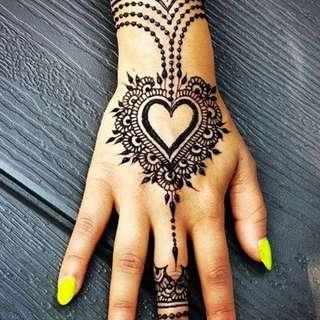Henna/Jagua Designs