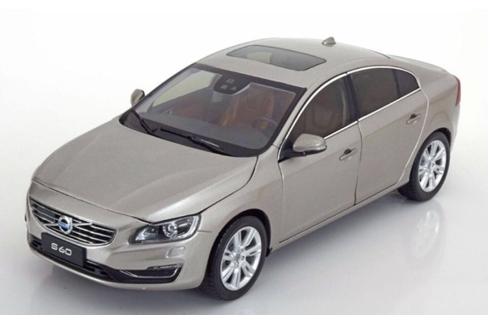 1 18 Volvo S60 Toys Games Others On Carousell