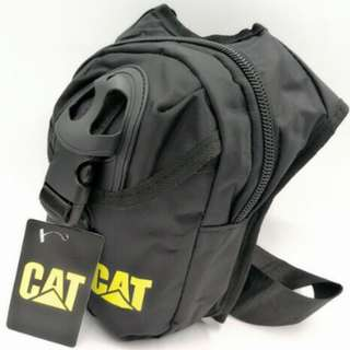 CAT Motorcycle Leg Bag