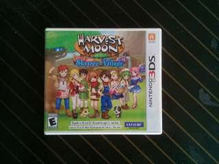 Harvest Moon: Skytree Village (Nintendo 3DS)