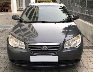 ✅[Grab/Personal Usage] Hyundai Avante 1.6A S Sunroof