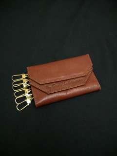 Authentic Sachs Lederwaren Key holder Bag