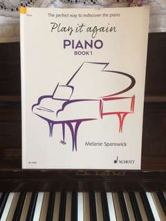 Play it Again Piano Book 1