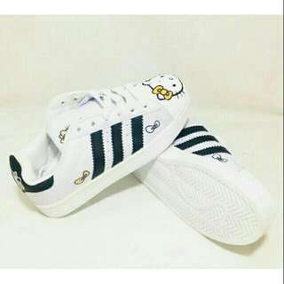 Hello kitty Adidas for girls
