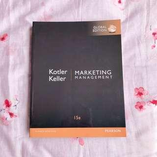 Marketing Management (15th Ed.)
