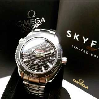 👉LIMITED EDITION - OMEGA Skyfall 007 Th2012 #dl