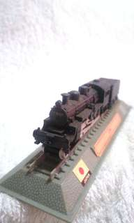 #winsb Vintage Del Prado 1:160 (N Gauge) Scale Model Train - Japan C50