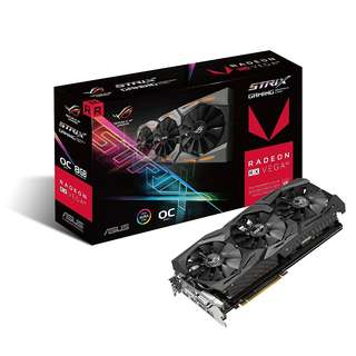 ASUS ROG Strix RX VEGA64 OC edition 8GB