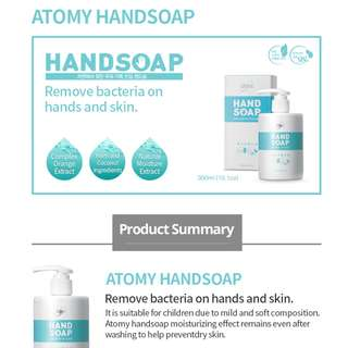 Korea organic product at reasonable price - Handsoap