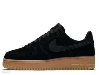Nike Air Force 1 Women Black