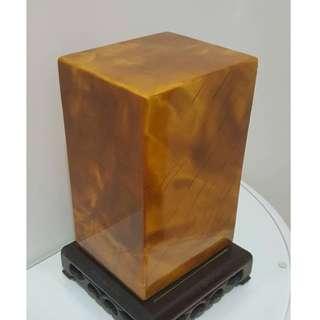B001 檜木條 長16.5寬14高26cm