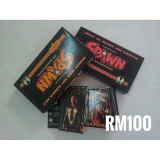 Spawn VHS & Trading Card