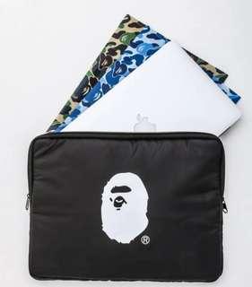 BAPE laptop case