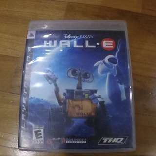 PS3 Game Wall.E