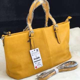 Zara tote bag free dustbag paperbag