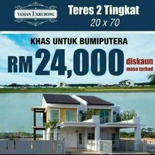 Taman Satu Krubong highest rebate!