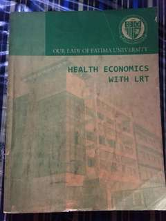 Health Economics with LRT (Land Reform and Taxation)