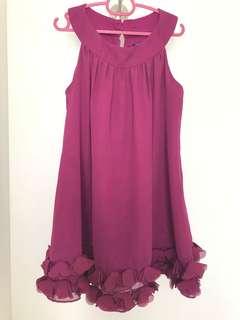Chiffon Dress (6yrs)