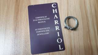 Original Charriol Ring