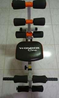 🚚 Wonder Core 全能塑體健身機(台中東海麥當勞可面交)