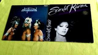 SCARLET RIVERA . scarlet fever ● SKYBAND . ( buy 1 get 1 free )  vinyl.