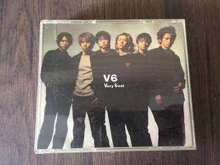 3 for $15 - V6 Very Best Album