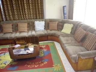 Sofa L 6-7 seat (Bandung)